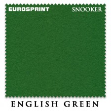 Сукно Eurosprint Snooker 190см English Green