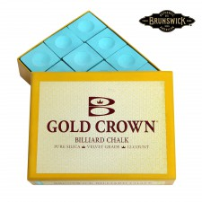 Мел Brunswick Gold Crown Green  12шт.