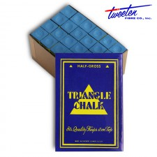 Мел Triangle Blue 72шт.