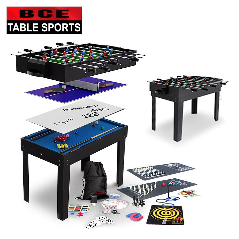 Goglory 12 in 1 game table 100 air hockey table kt for 12 in 1 table games