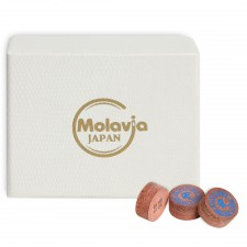 Наклейка для кия Molavia Half-layer2 Original ø14 мм Regular 1шт.