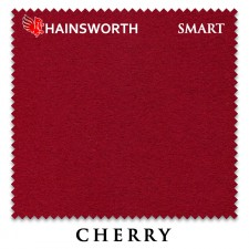 Сукно Hainsworth Smart Snooker 195см Cherry