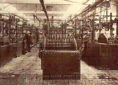 Вильям Кокерилл получил контракт от фабрики Simonis на эксклюзивную поставку новых прядильных станков