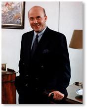 Марк Симонис, руководитель текстильной мануфактуры Iwan Simonis