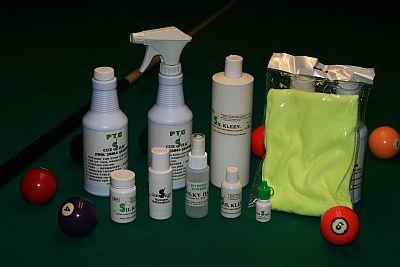 Cue Silk Inc. (США) предлагает широкий ассортимент товаров по уходу за бильярдным оборудованием
