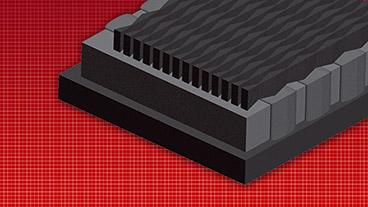 Технология С4+: обмотка Leather Luxe™